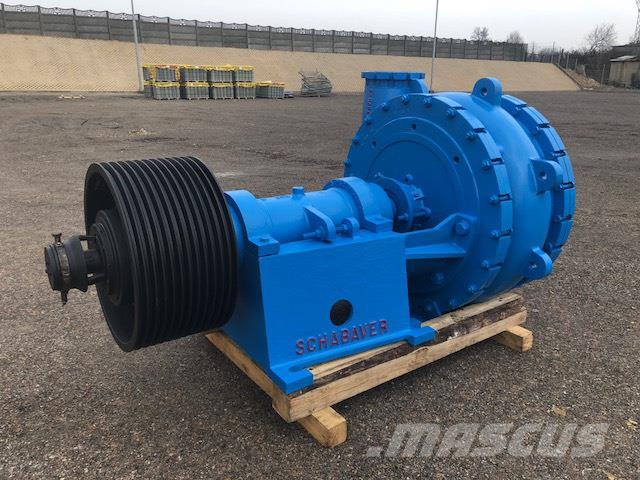[Other] schabaver pump dradge 250/1000m3/h big drag pumps
