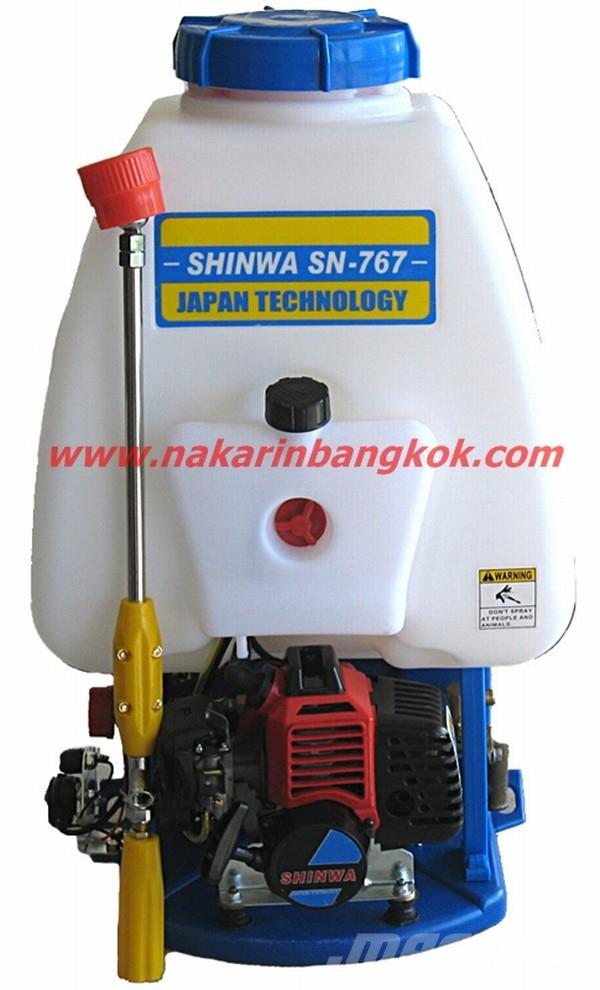 [Other] เครื่องพ่นยาสะพายหลัง ชินว่า (SHINWA) SN-767