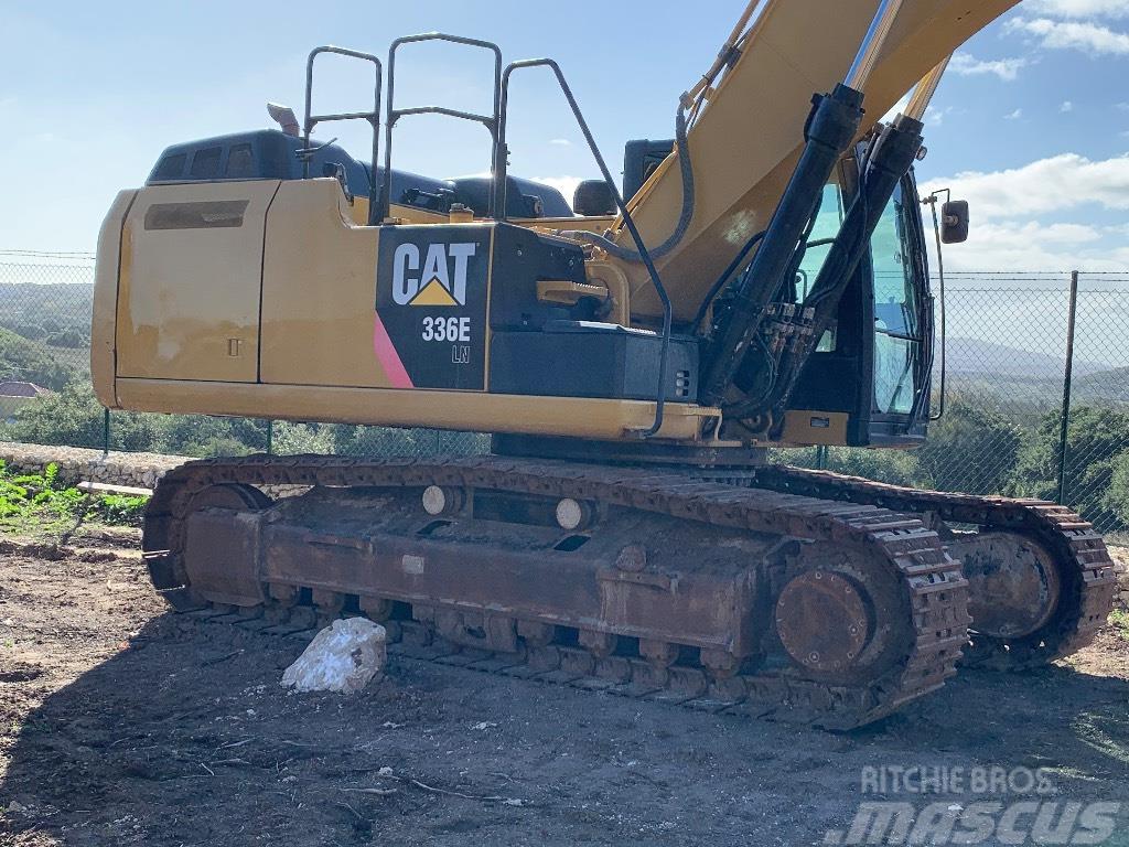 Caterpillar 336 E LN