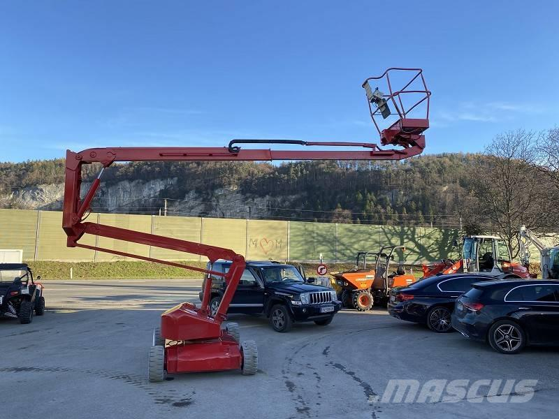 UpRight AB 38W 13,5 Meter*Top Zustand*