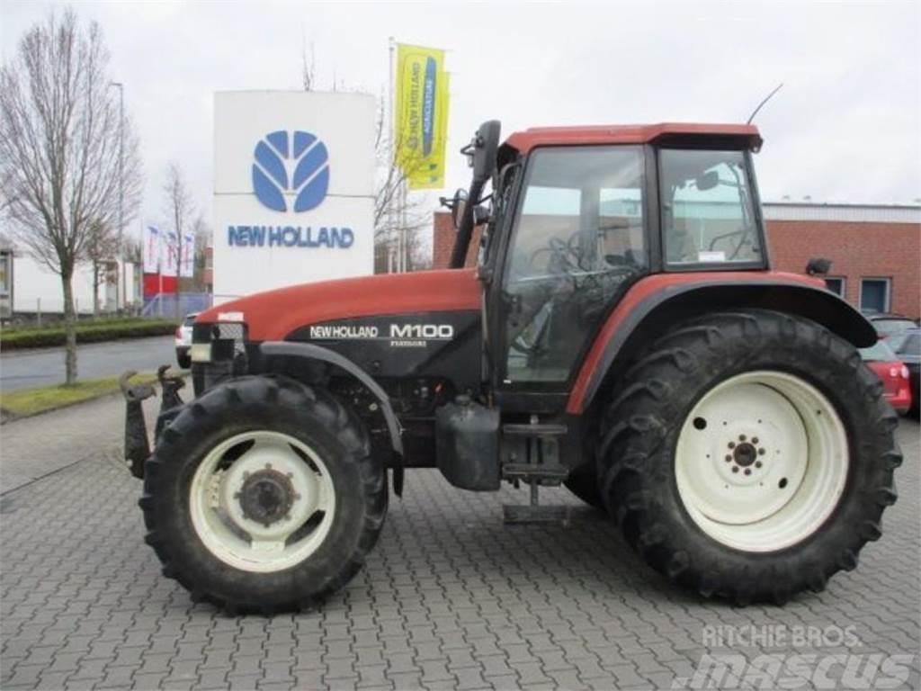 New Holland M 100/8160, Cena: 519 493 Kč, Rok výroby: 1997 ...