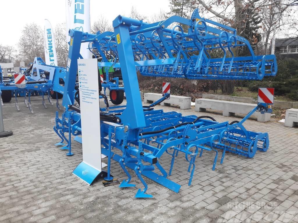 Lemken Korund 8/600 K GAM magágykészítő kombináció