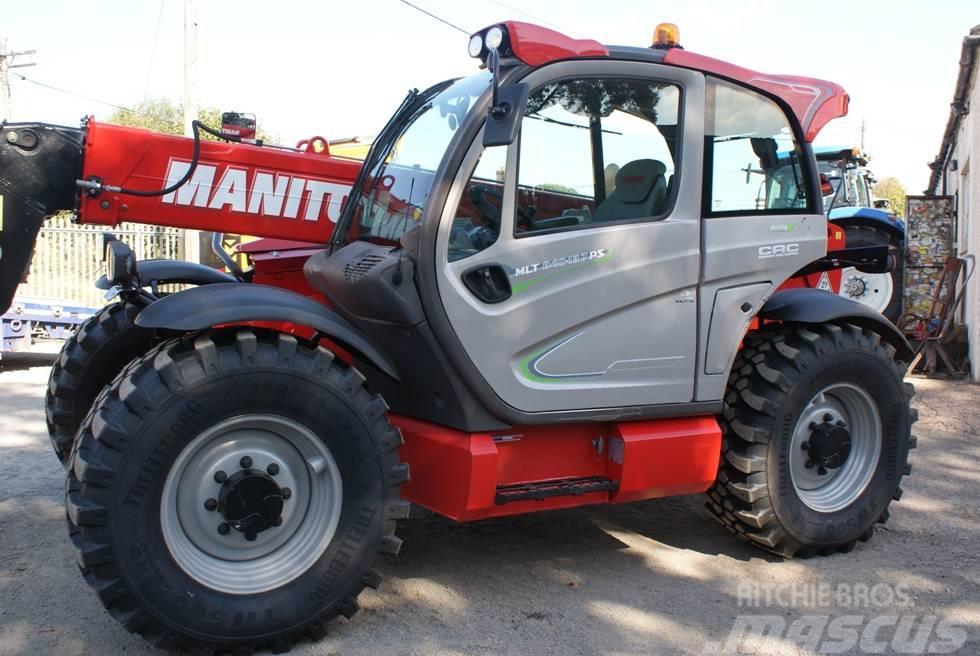 Manitou MLT 840-137 PS Elite