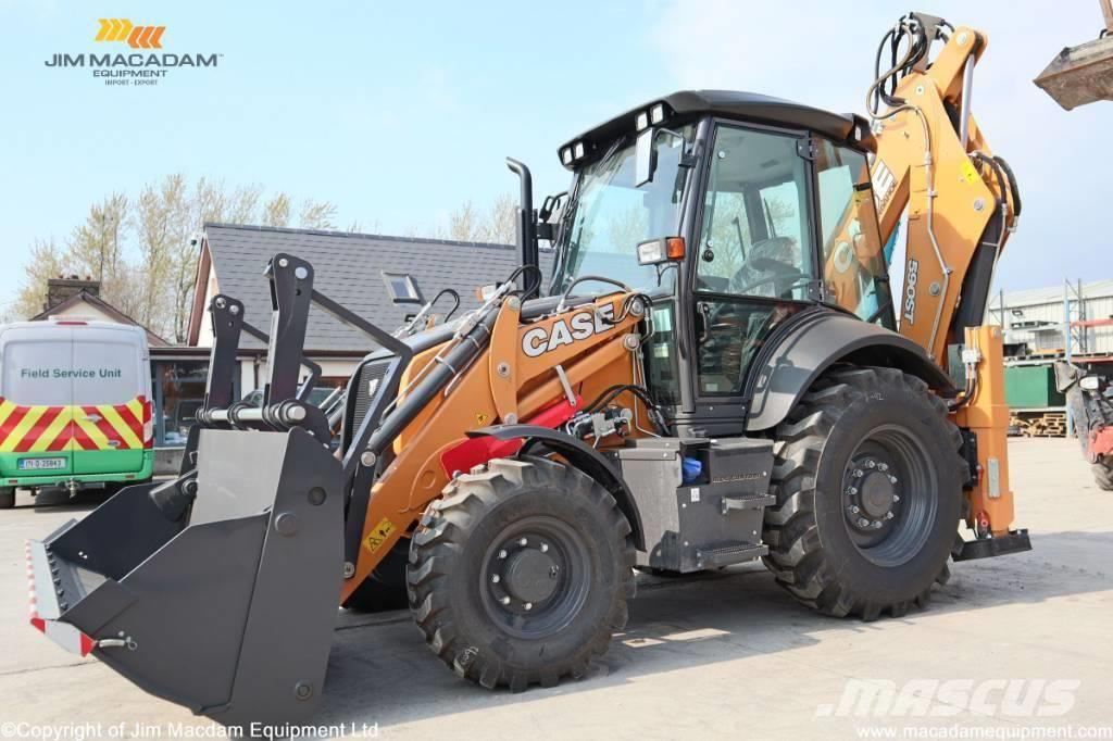 Case 590 St 2020 Ireland Used Backhoe Loaders Mascus Usa