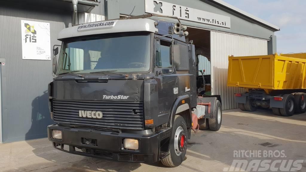 Iveco TURBOSTAR 190.38 4X2 tractor unit