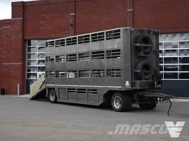 Floor 3 Stock Livestock trailer