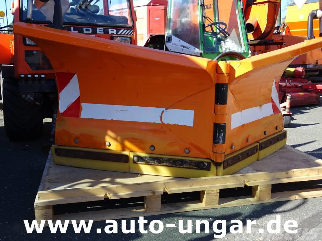 Multicar KIF Keil Vario Schneeschild Schneepflug 200cm