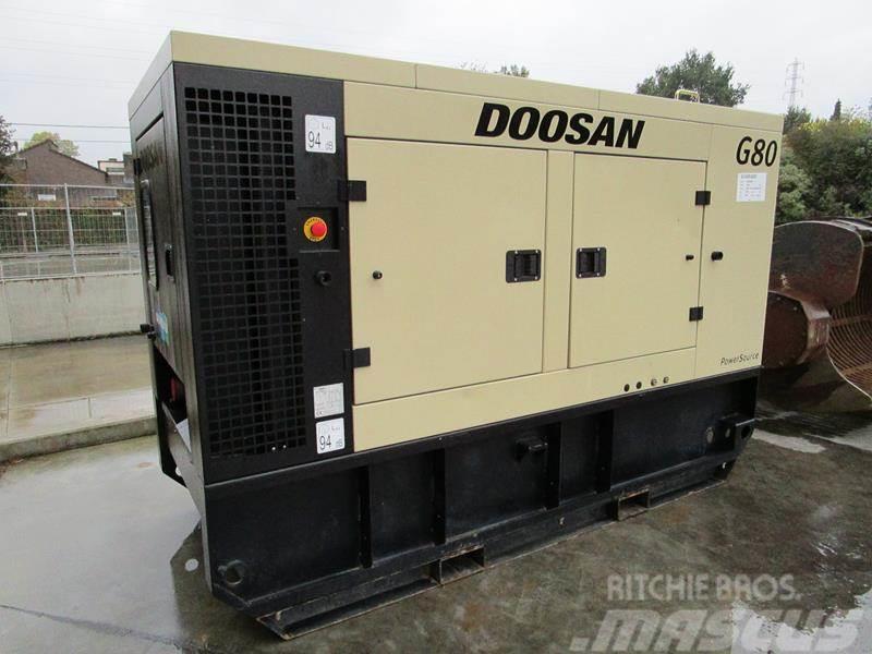 Doosan G 80
