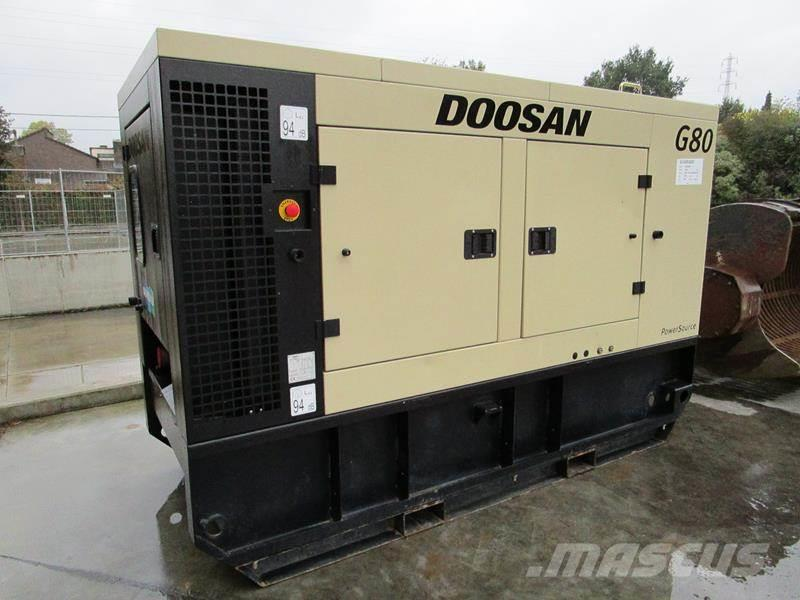 [Other] DOOSAN-IR G 80