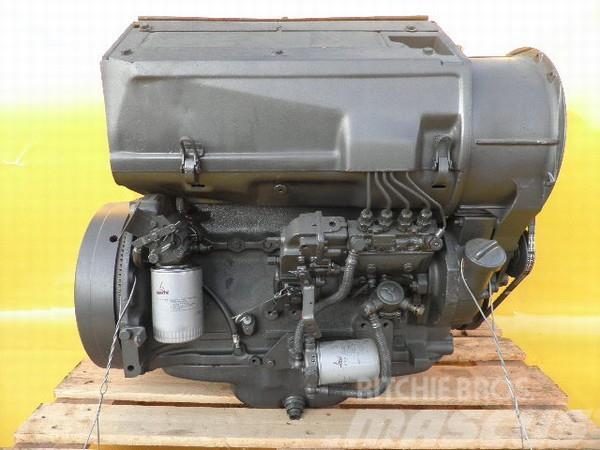 Deutz BF 4 L 913 / BF4L913, 1995, Motorer