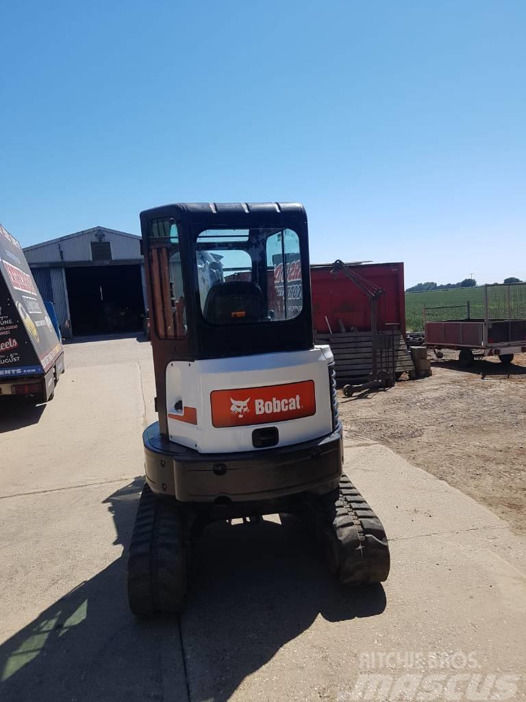 Bobcat E 26