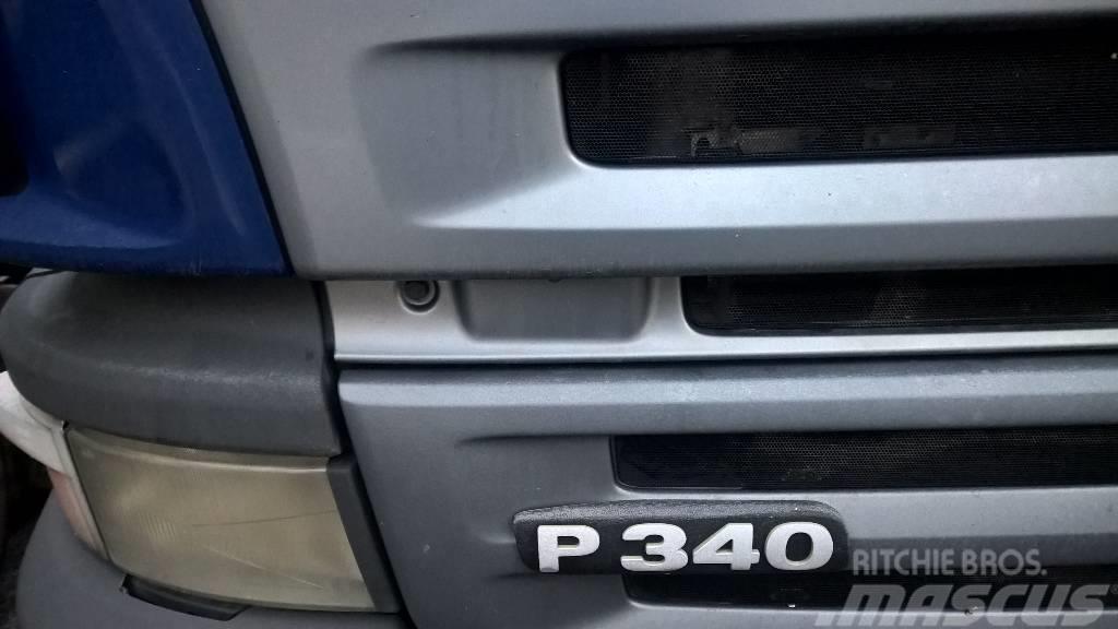 Scania P340 P 6x2