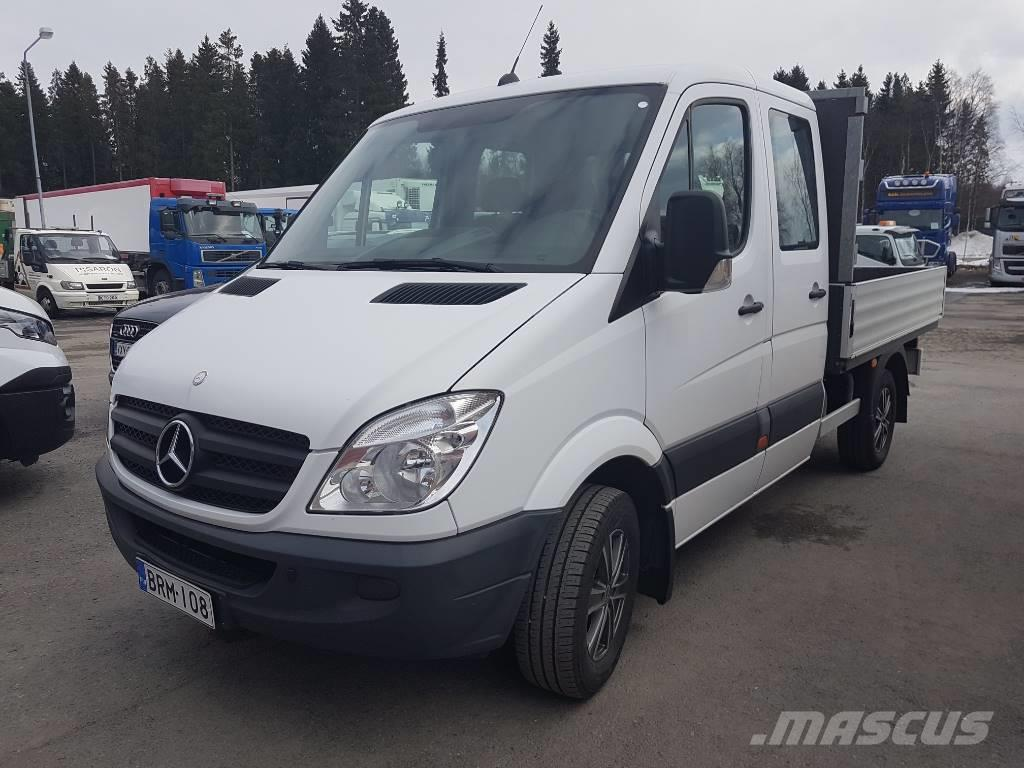 used mercedes benz sprinter 313cdi dobbel 1 5 pickup. Black Bedroom Furniture Sets. Home Design Ideas