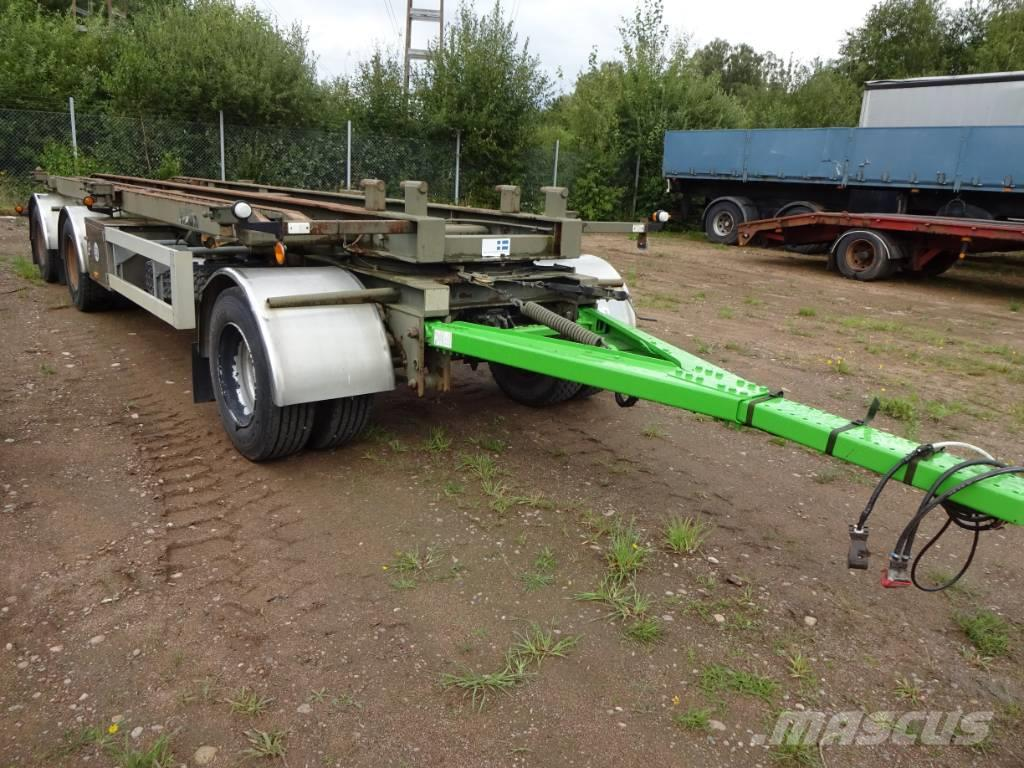 Parator Lastväxlare/Continerfäste Slx 30