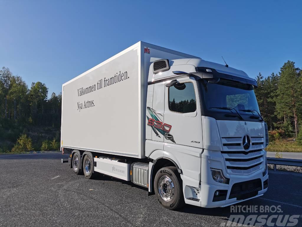 Mercedes-Benz 2753 L - Actros 5/V
