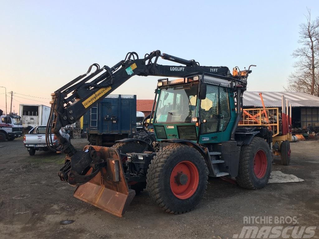 [Other] Traktori Fendt xylon 524