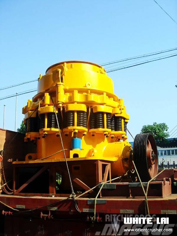 White Lai Mining Machine of Stone Rock Cone Crusher WLC1380