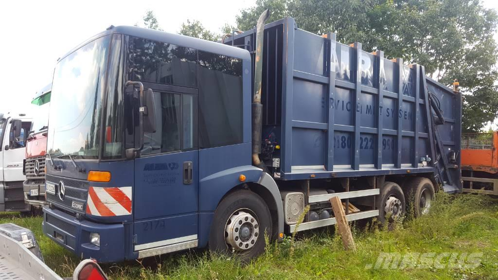 Mercedes-Benz Econic 2628 Müll garbage śmieciarka