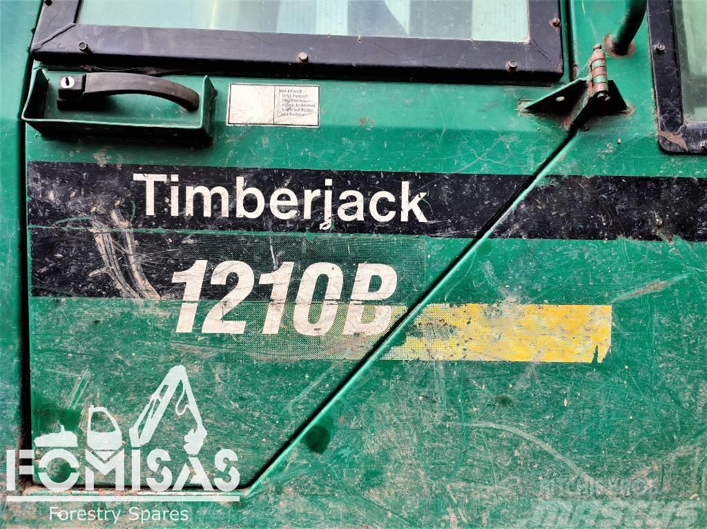 John Deere Timberjack John Deere 1210B Demonteras/Breaking
