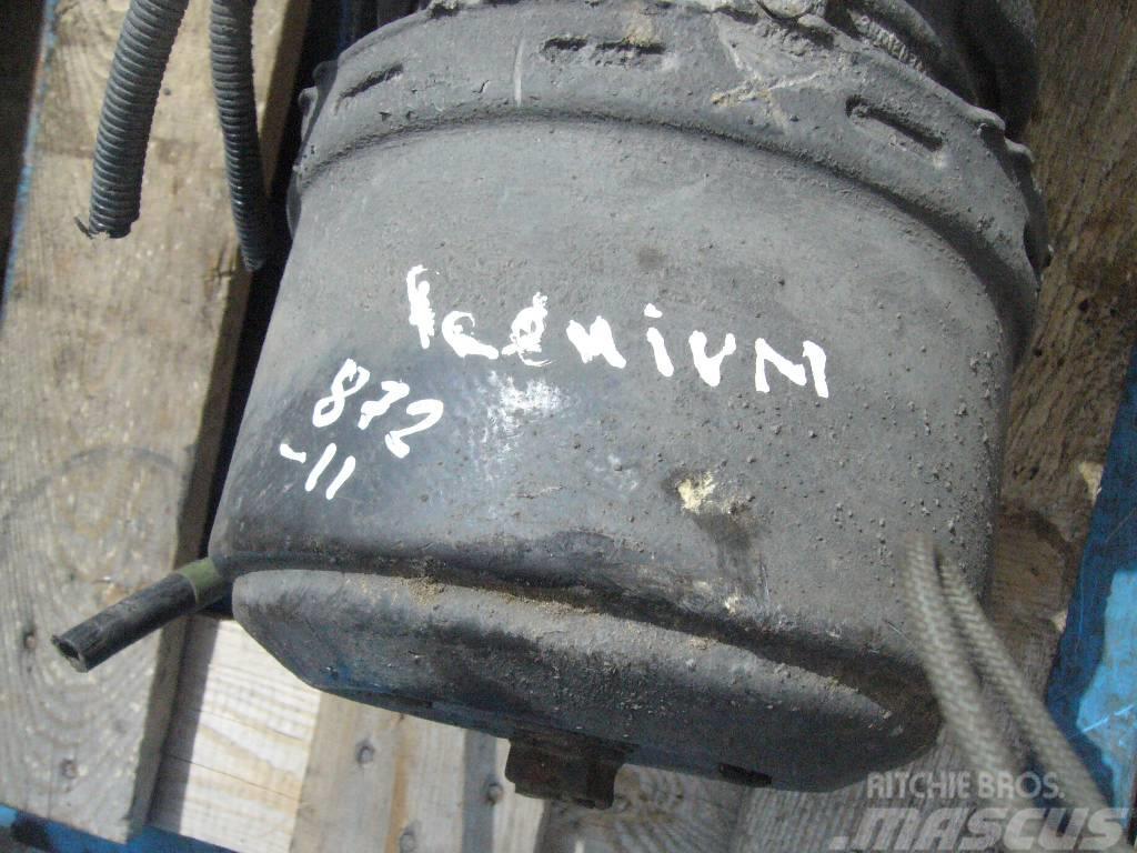 Renault Premium energy storage