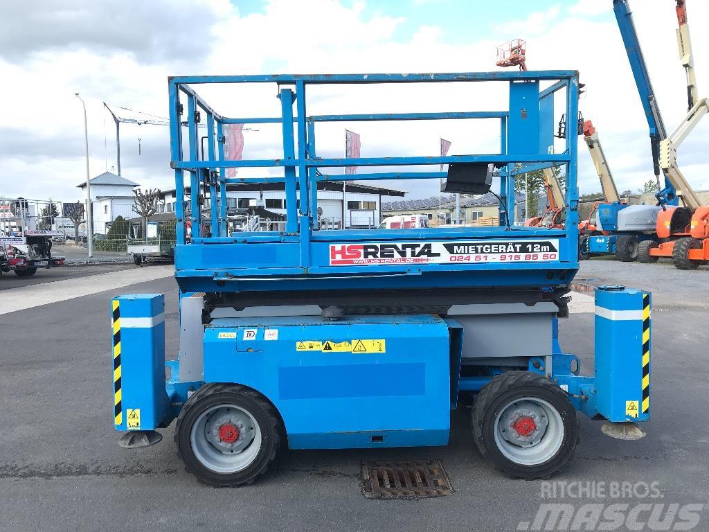 Genie GS 3268 RT diesel 12m (1346)