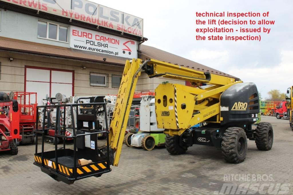Airo SG 1850 JD (TECHNICAL INSPECTION)