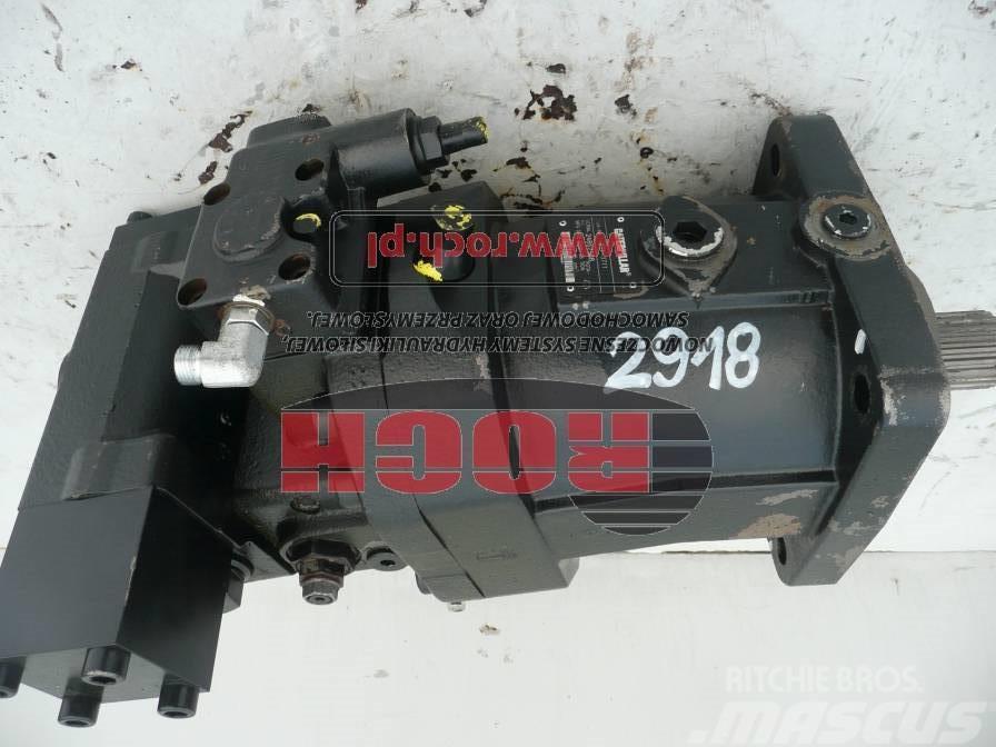 Caterpillar M 322 D Silnik 291-3711 A6VM 160
