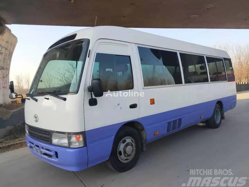 Toyota Coaster city bus 2015