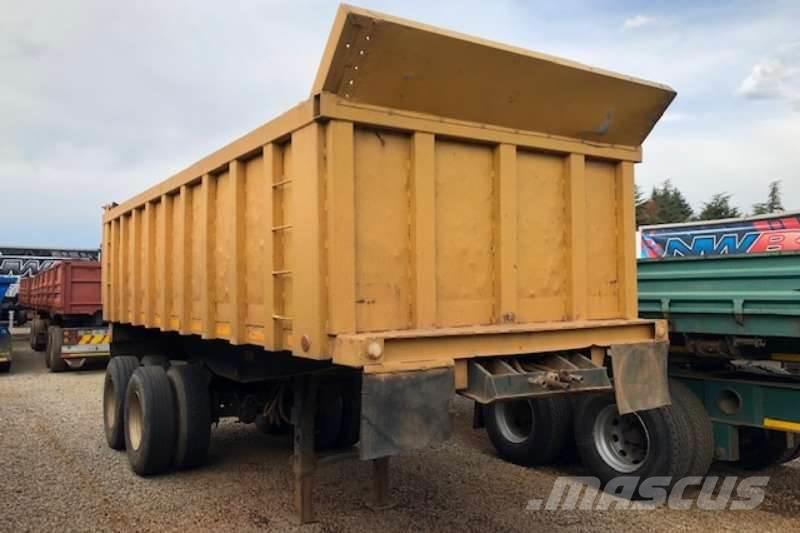 Henred Box Type 2 axle Copelyn