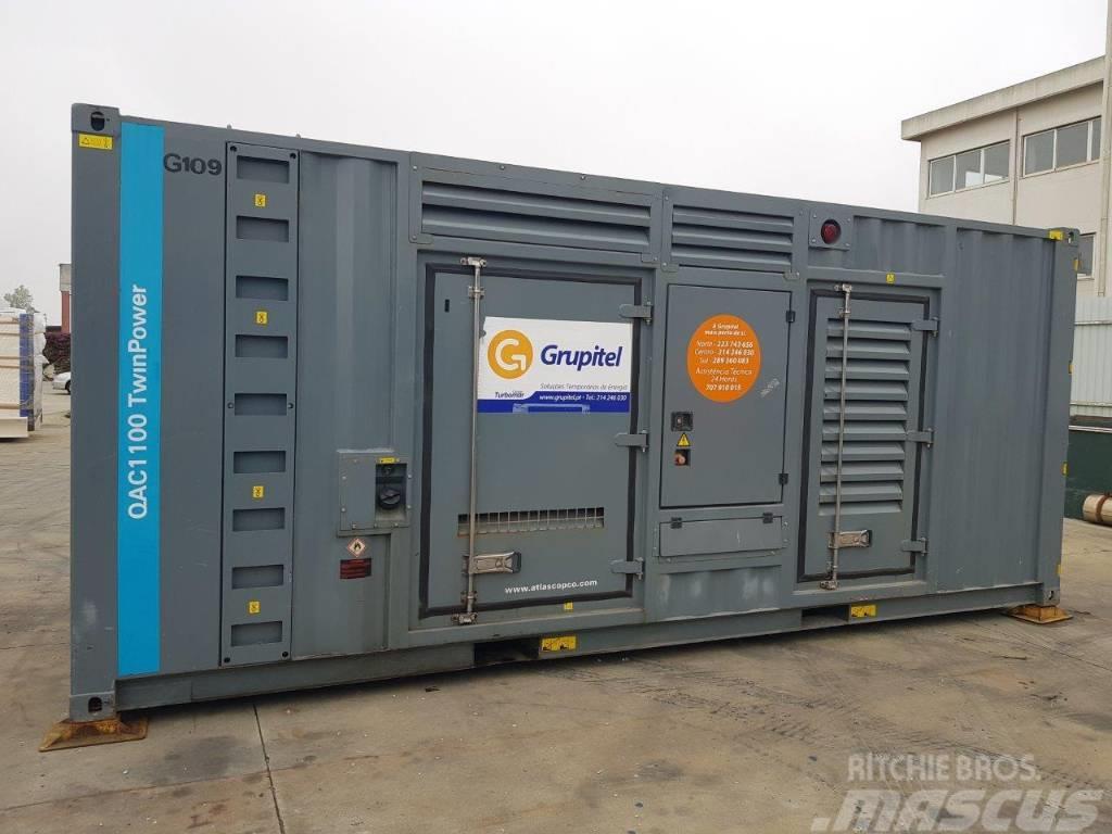 Atlas Copco QAC 1100 TWIN POWER