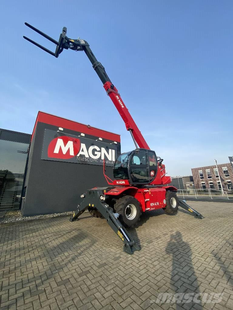 Magni RTH 4.18 Smart - 4 to, 18m - Funk - STAGE V