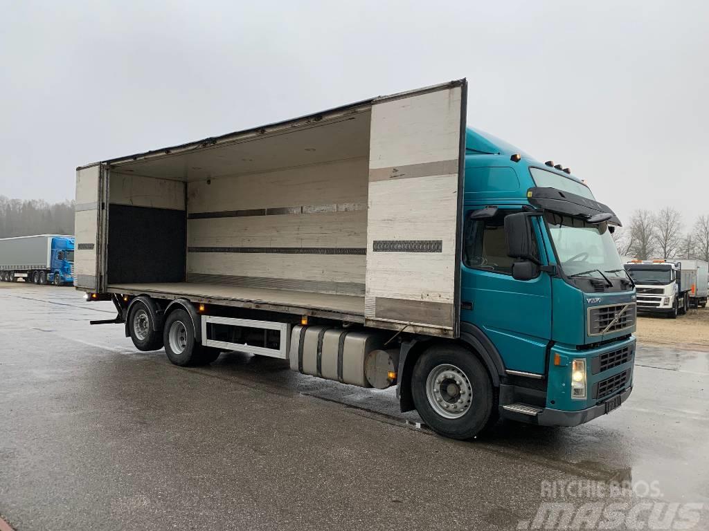 Volvo FM380 6x2+SIDE OPENING