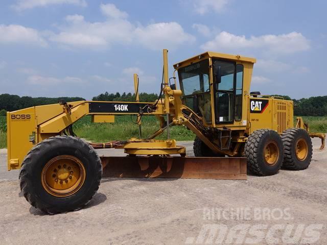 Caterpillar 140K RIPPER + PUSHBLOCK (Excellent condition!)