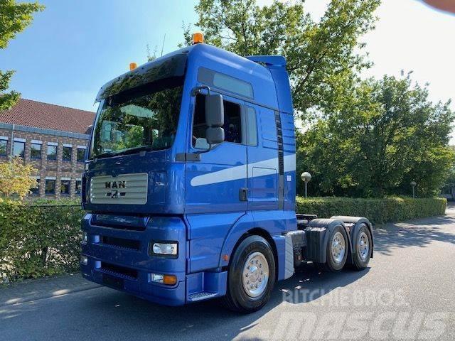 MAN TGA 26.480 6X2 Lenk+Liftachse/Retarder/Euro 3