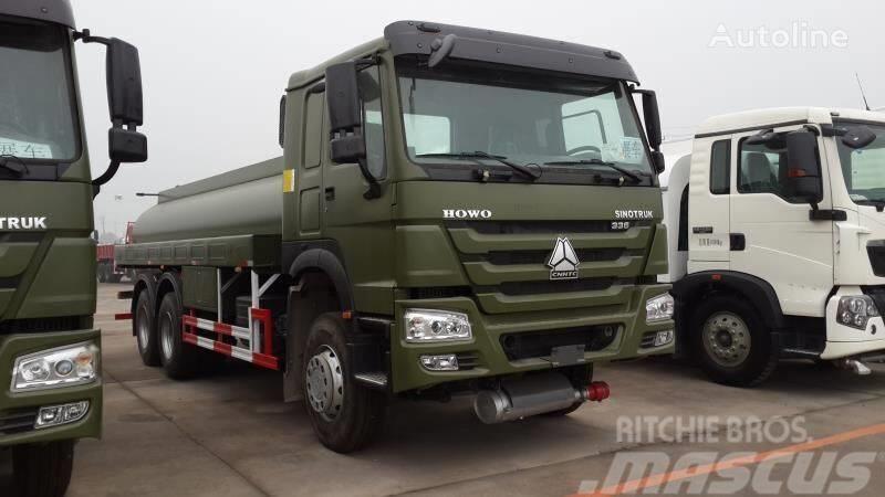 Howo Tanker truck 375