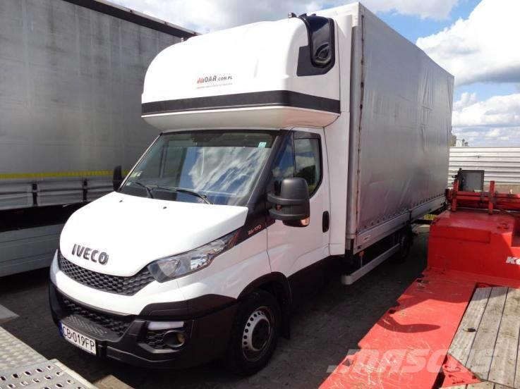 Iveco DAILY 35S17 170KM