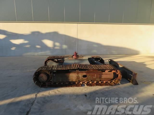 [Other] undercarriage onderwagen excavator 5 ton