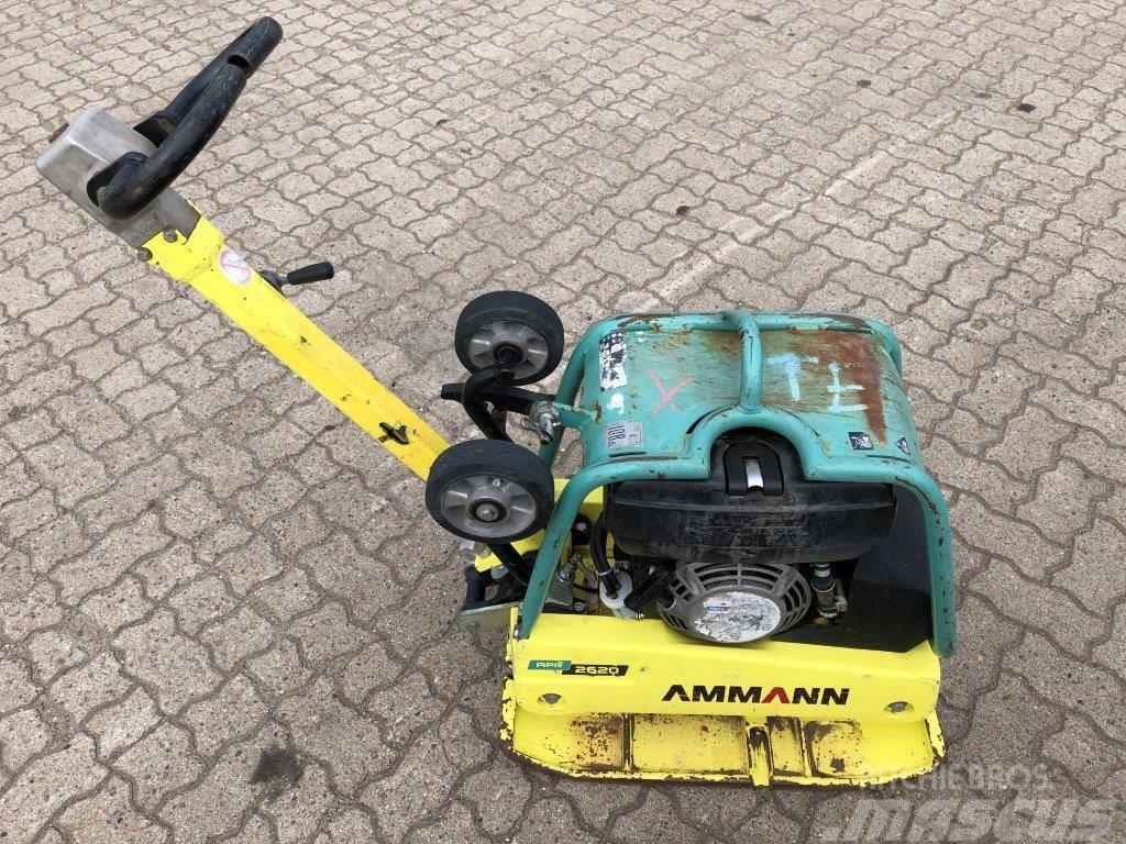 Ammann APR 2620 - reversierbar - Radsatz