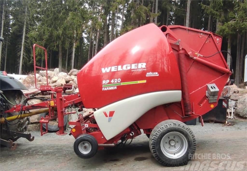 Welger RP 420 Farmer