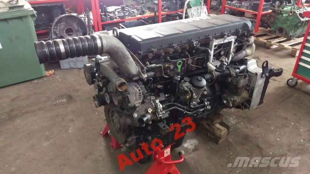 [Other] Silnik MAN D2066 Euro5 D20 E5 MAN TGA MAN TGS MAN