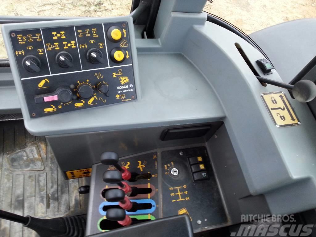 JCB 155-65, 1996, Traktorer