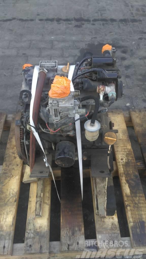 John Deere 3TG72-UJ Motor Engine