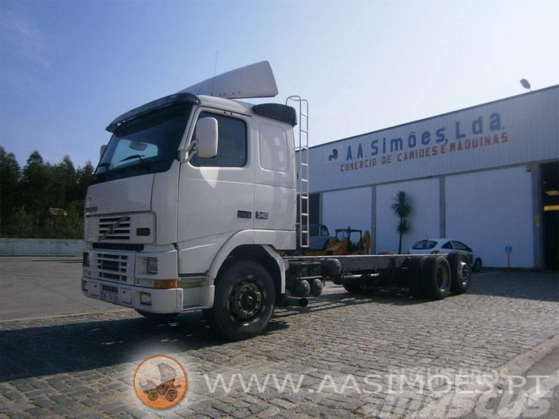 Volvo FH12 340 6X2