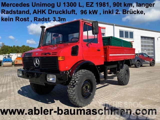 Mercedes-Benz Unimog U 1300 L