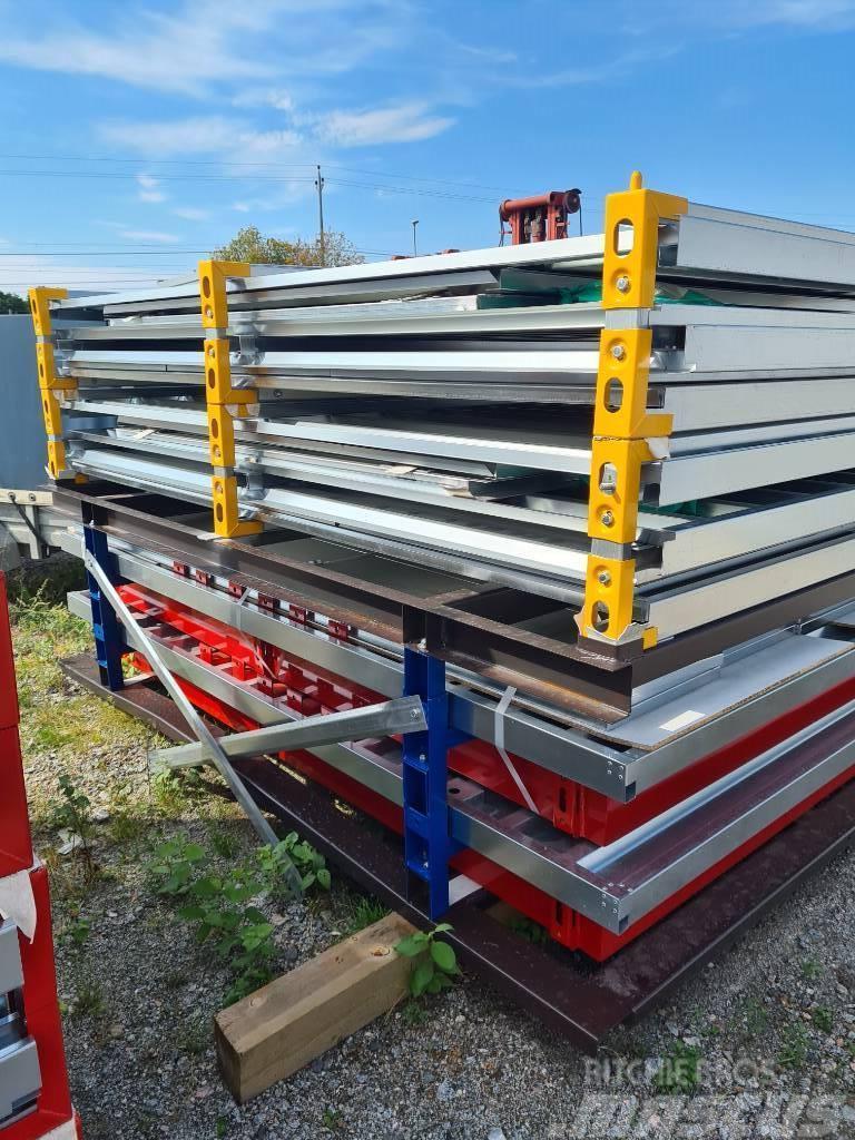 [Other] Monterbar container förråd 2,25 x 2,2 x 2,2 m
