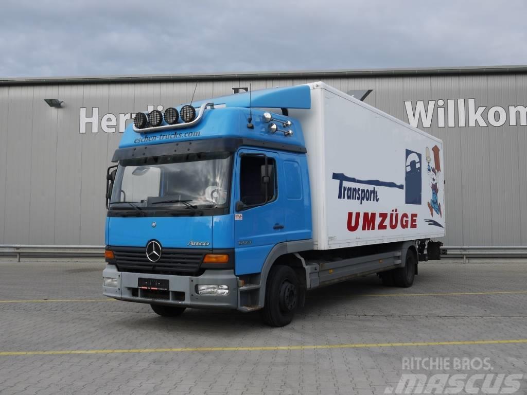 Mercedes-Benz 1223 L, Obj.-Nr.: 0490/19