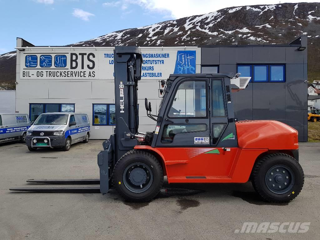 Heli CPCD100-P3G - 10 tonns dieseltruck (på lager)