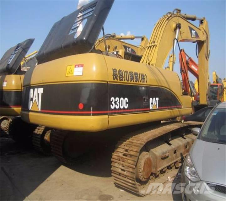 [Other] used hot cheap Caterpillar excavator 330 C