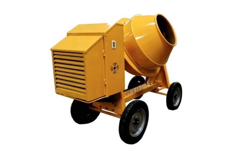 Sino Plant Electric Concrete Mixer 180 Kg
