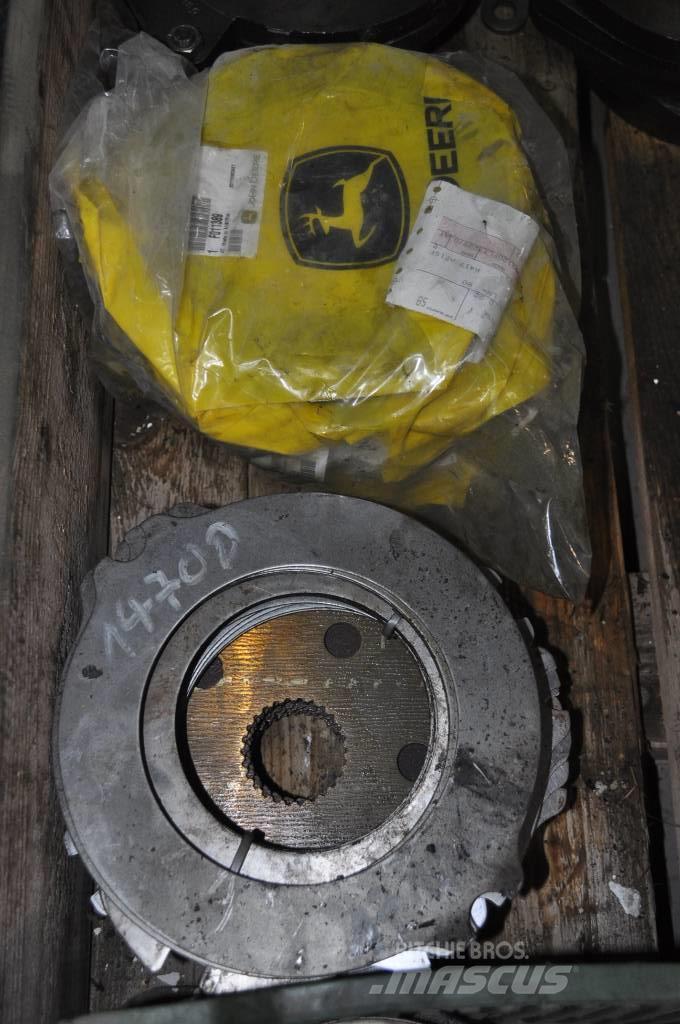 Timberjack / John Deere Przekładki tarcz hamulcowych